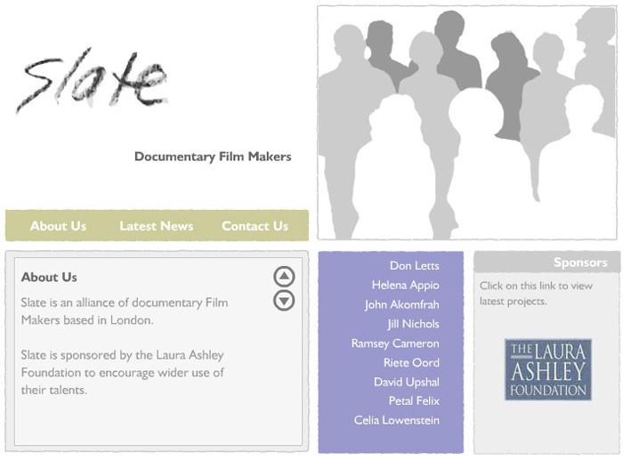 Slate Documentary Film Makers