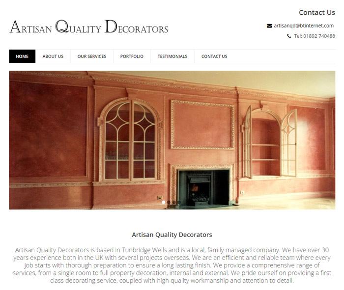 Artisan Quality Decorators
