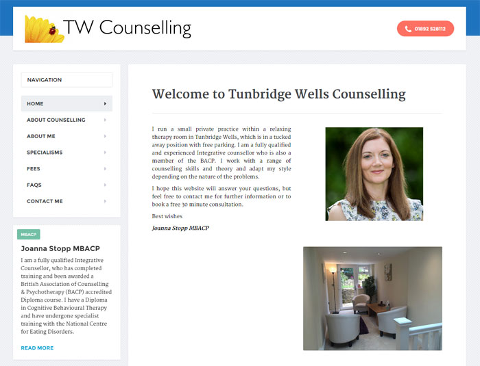 Tunbridge Wells Counselling