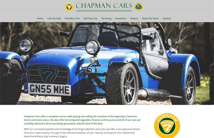 Chapman Cars