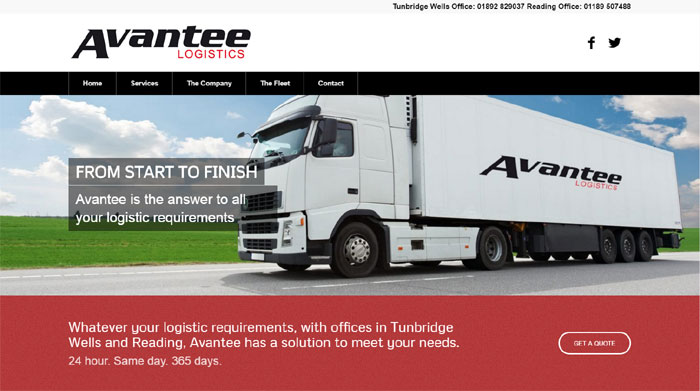 Avantee Logistics