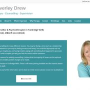 Bev Drew Counselling