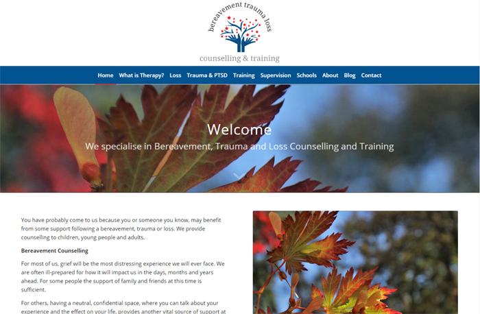 Bereavement Counselling Tunbridge Wells
